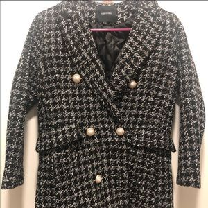 Brand new tweed jacket!